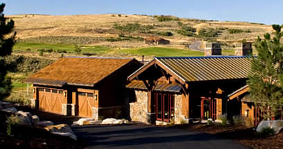 Aspen Valley Homes Builds Luxury Mountain In And Around Park City Utah